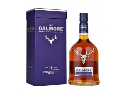dalmore 18yo single malt scotch whisky