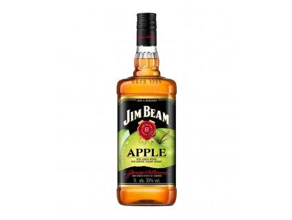 jim beam apple 1l 35