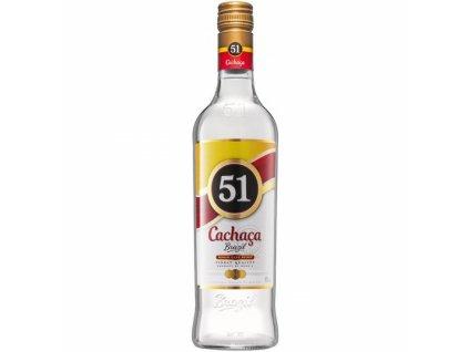 Cachaca 51 40% 1l