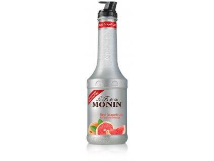 Monin Puree Ruby Grapefruit 1l