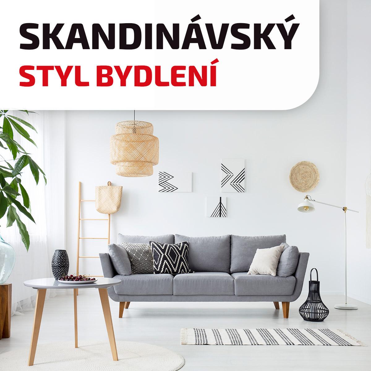 Poznejte kouzlo skandinávského stylu bydlení