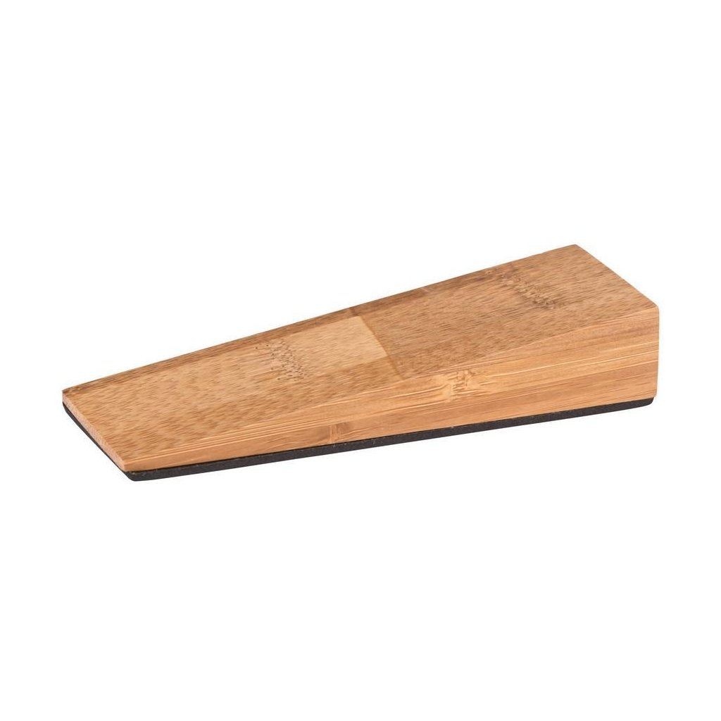 Dveřní klín 120x22/5,5x40mm, bambus