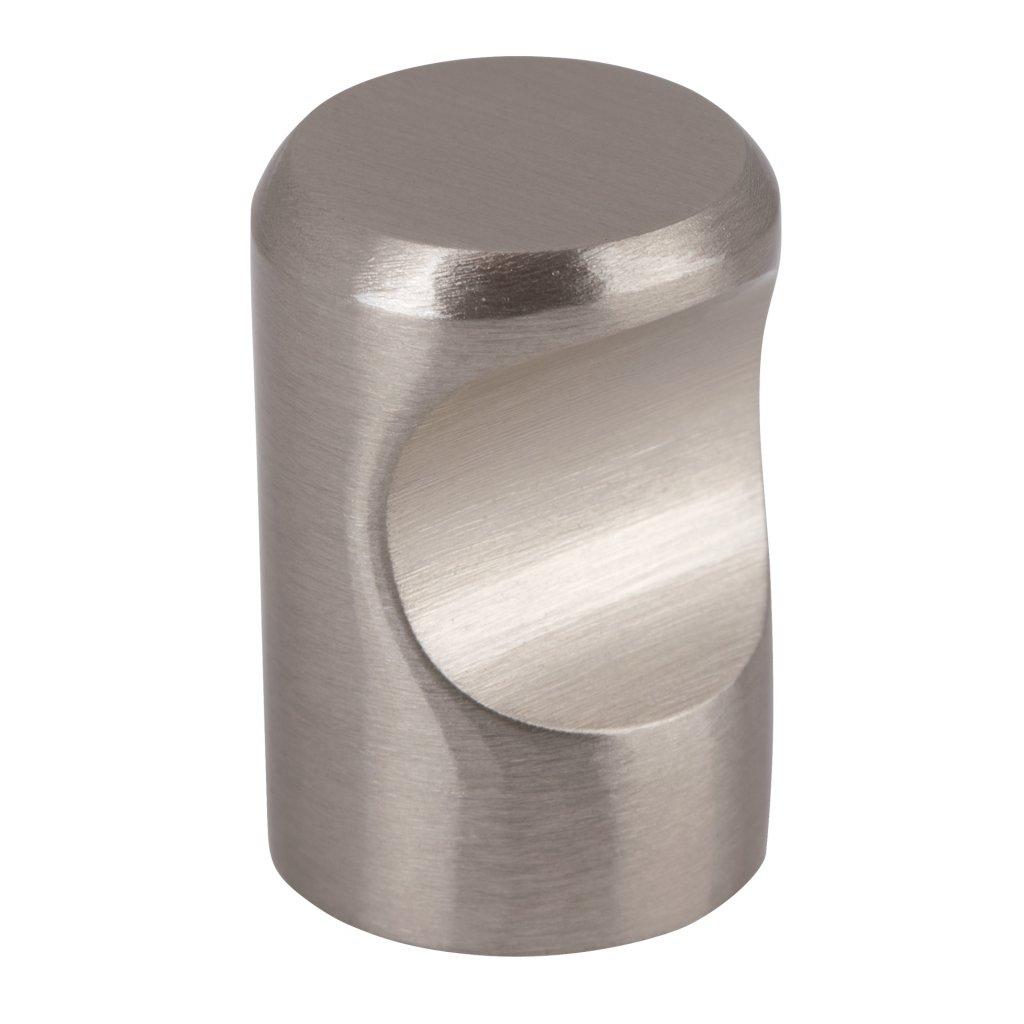 Nábytková knopka Venlo, průměr 15mm, inox design