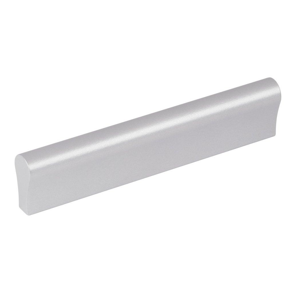 Nábytková úchytka Soria rozteč 96mm, Aluminium, matný chrom