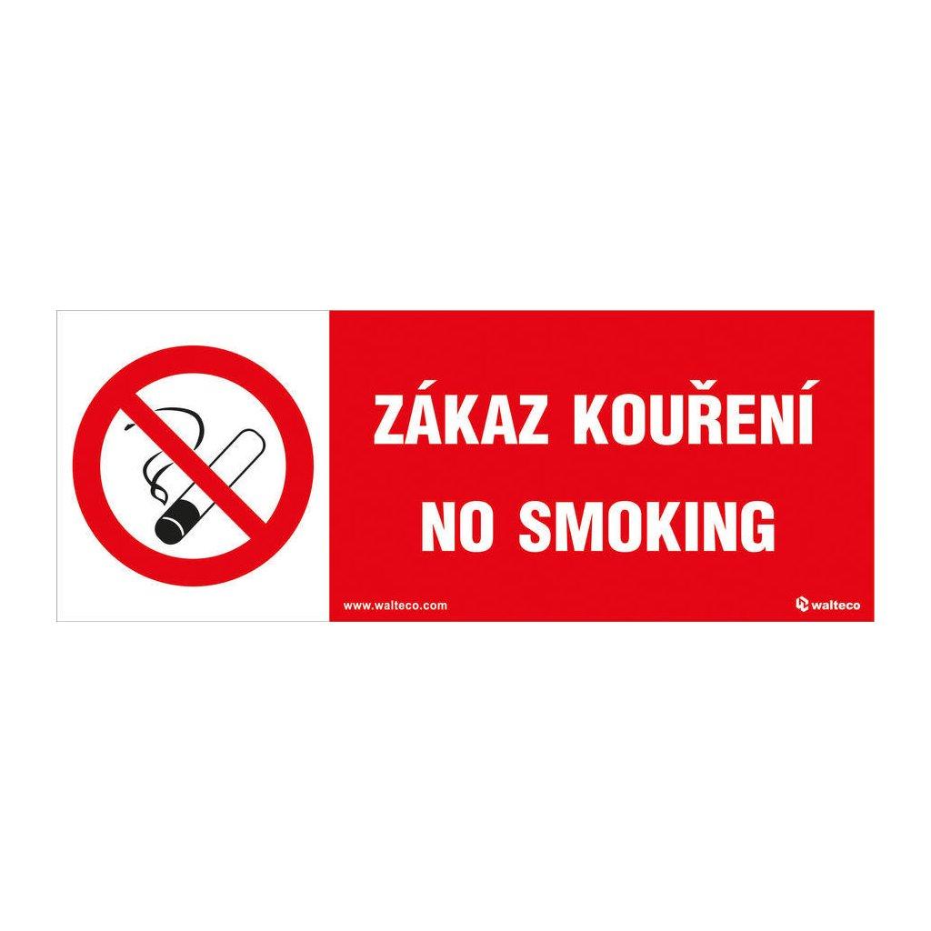 Zákaz kouření, No smoking