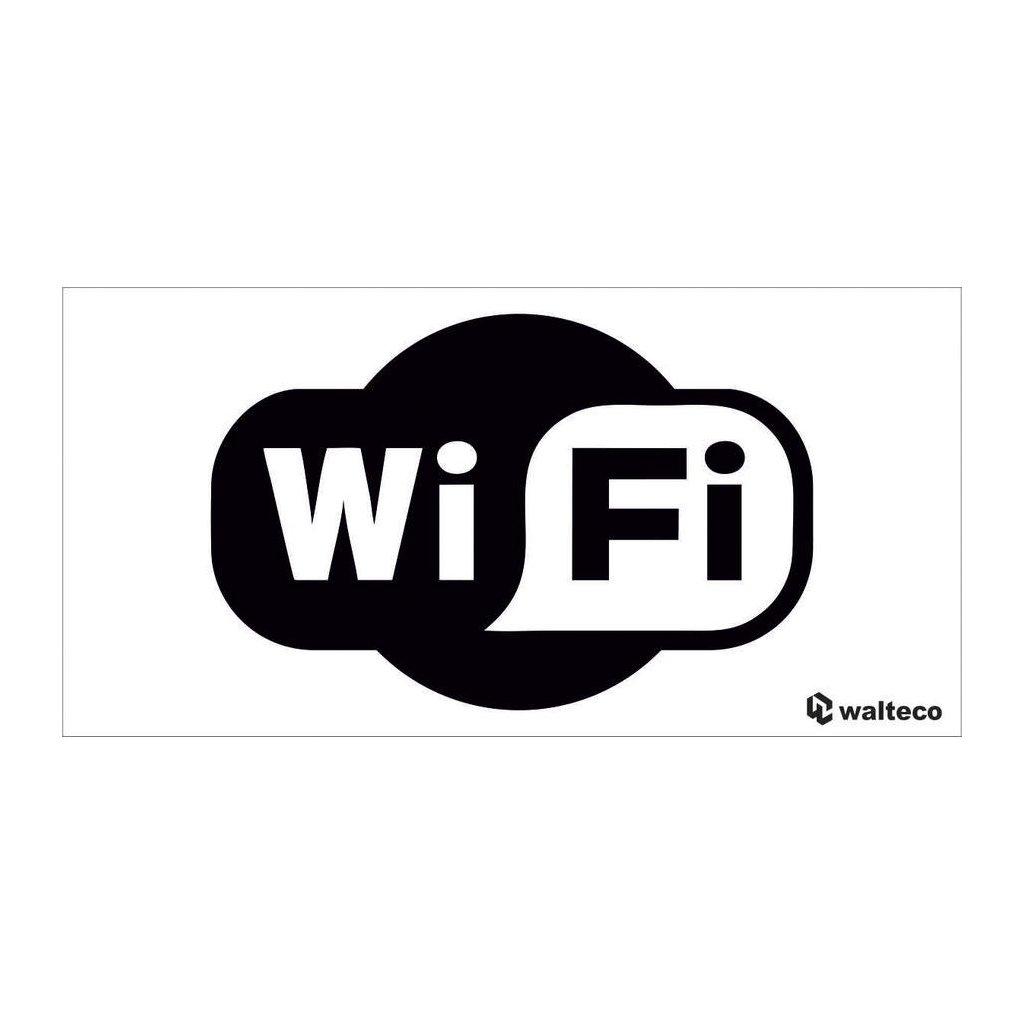 Fólie označení wi-fi