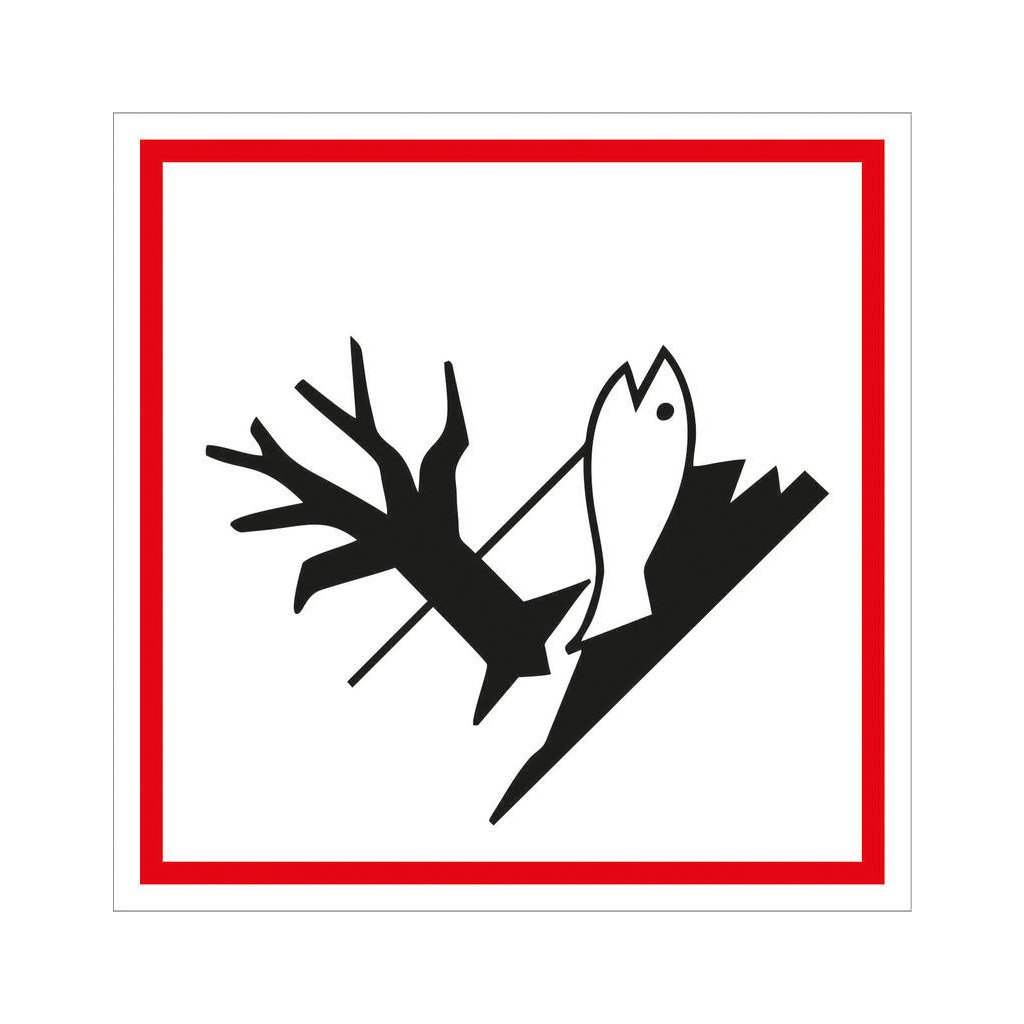 Symbol GHS 09 – NEBEZPEČÍ