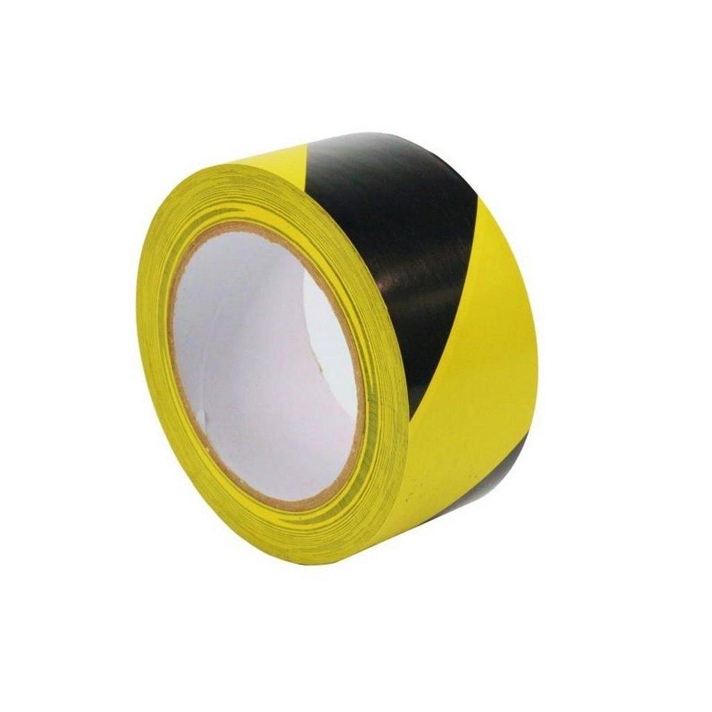 Páska šrafovaná - žlutočerná