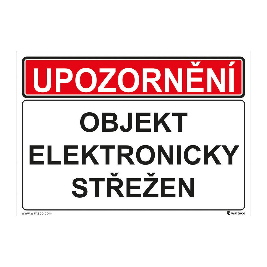 OBJEKT ELEKTRONICKY STREZEN 148x210mm, formát A5