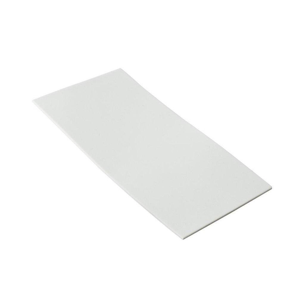 Protiskluzové podložky EVA 120x240mm, samolepící, bílé, 1 ks