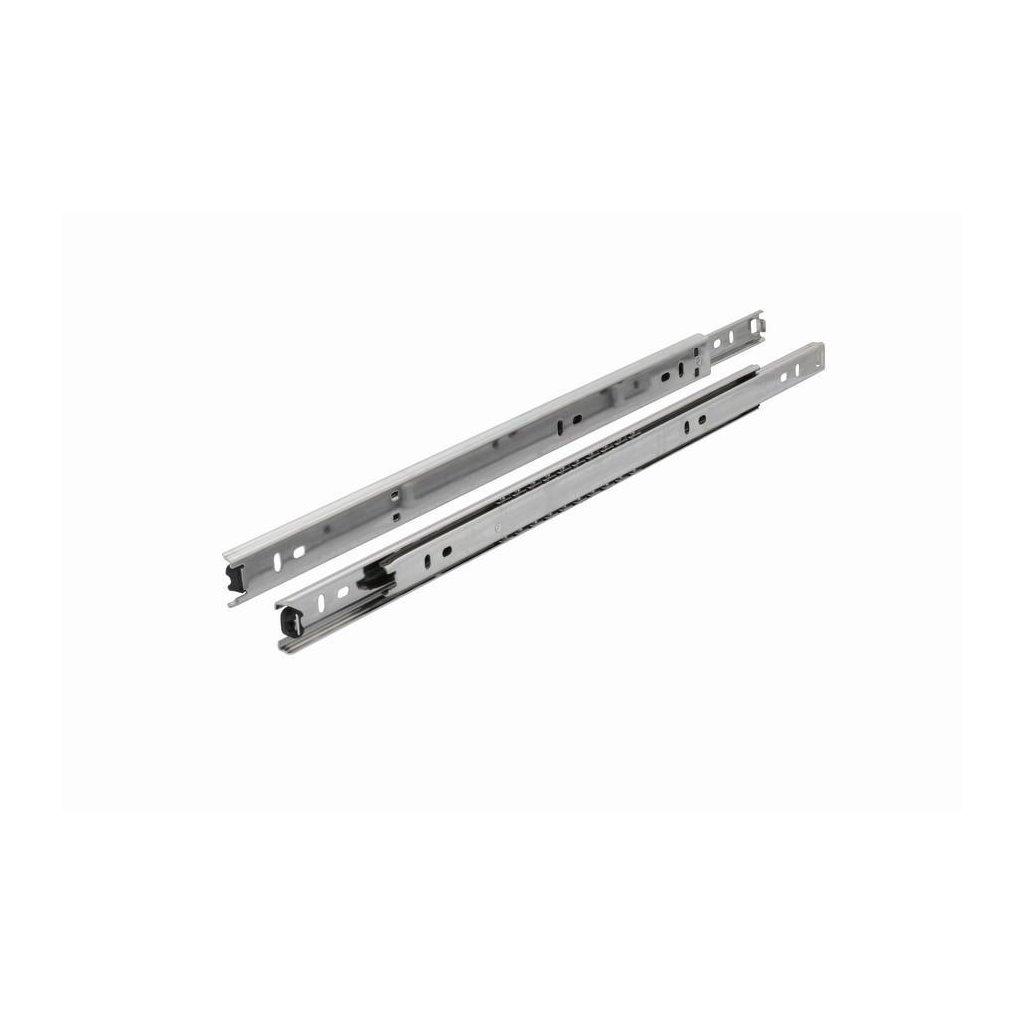 Částečný kuličkový výsuv 400/27mm, 15 kg, 1 pár