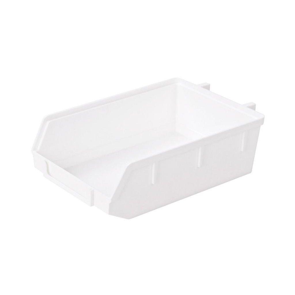 Minibox 90x40x135mm, plast, bílý