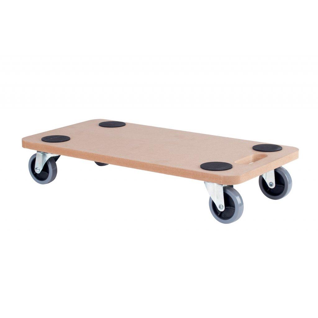 Transportní deska pro tvrdé podlahy, 58x29cm