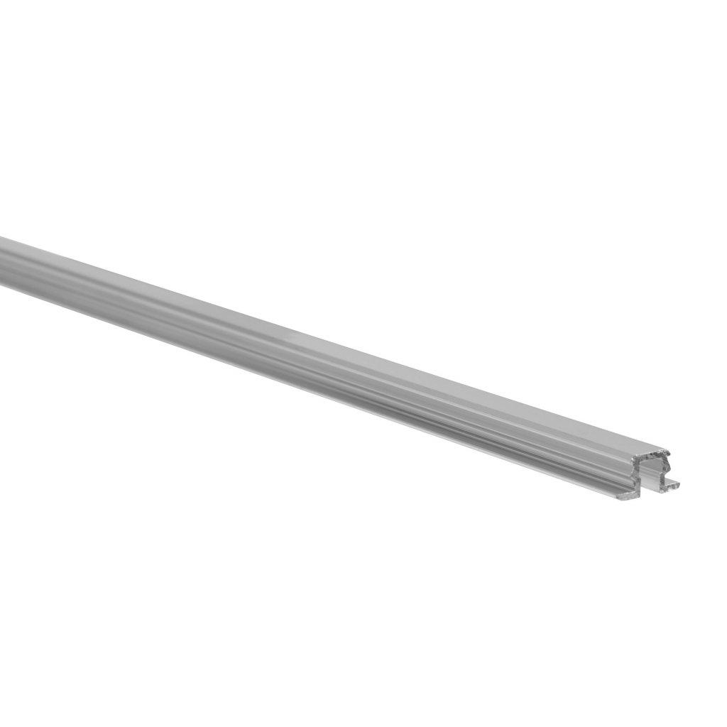 Vrchní/spodní vodící profil WS 12, délka 2000mm, Aluminium, 2ks