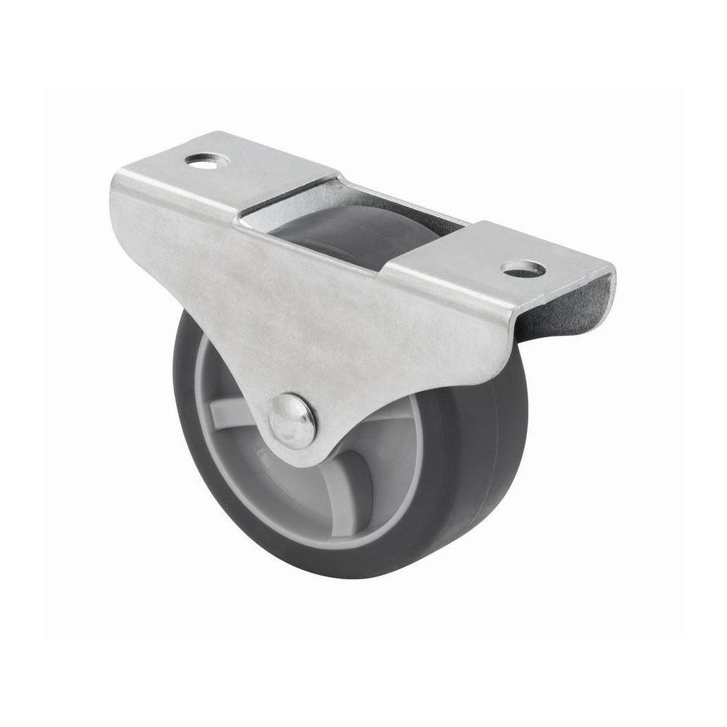 Skříňové kolečko, průměr 50 mm, nosnost 50 kg