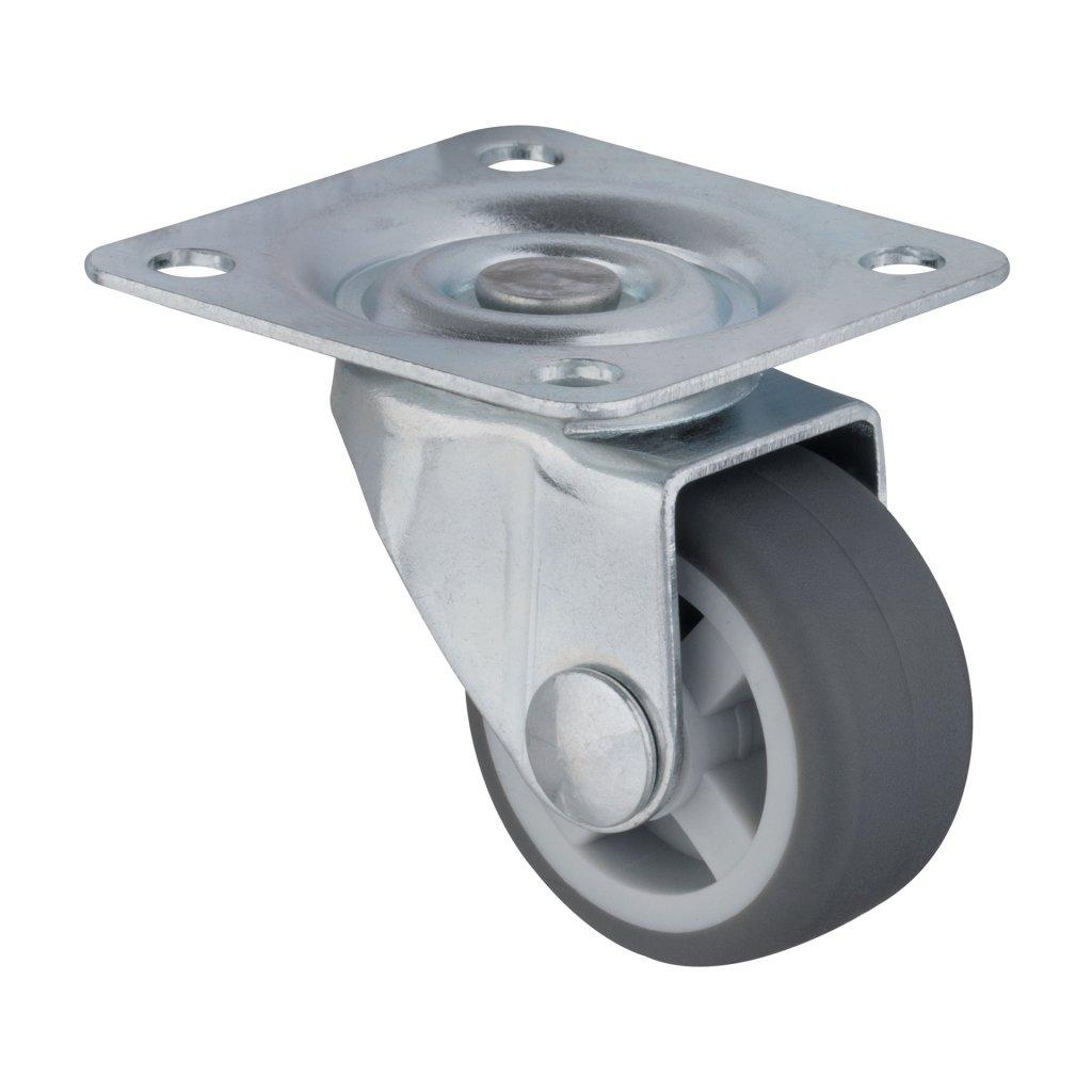Přístrojové kolečko pro tvrdé podlahy Ø 30 mm