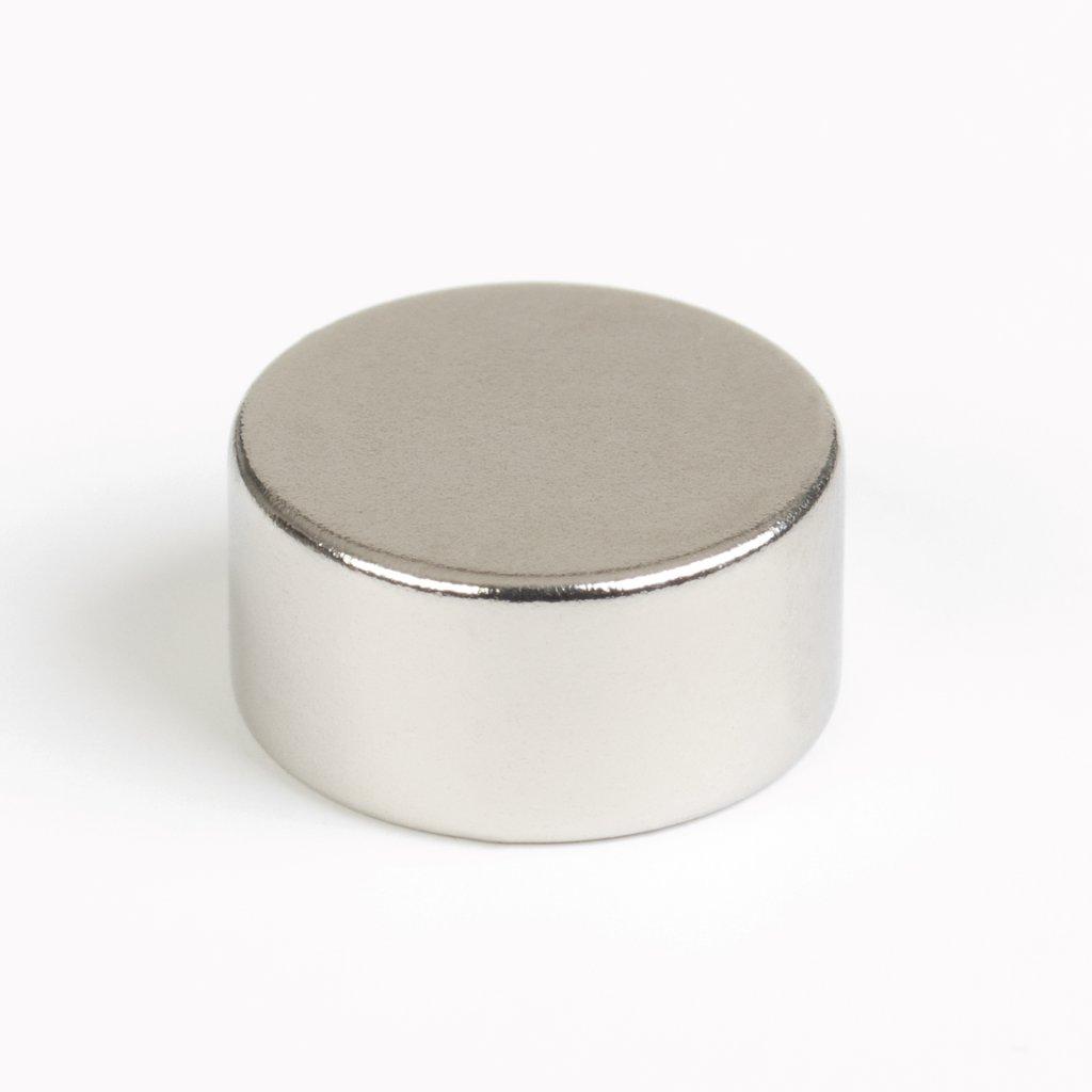 Magnet neodym kruhový průměr10x5mm, přilnavost 3,5kg, 10 ks