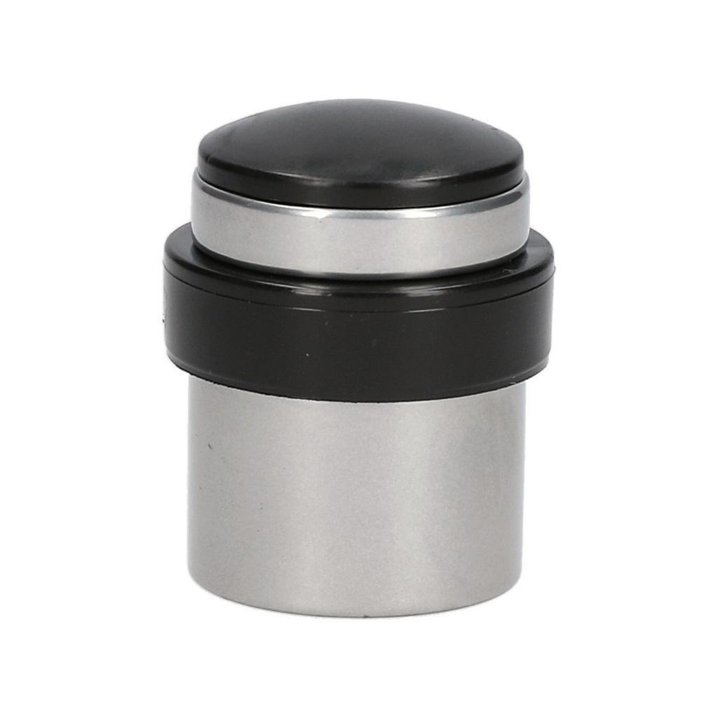 Dveřní zarážka Ø 33x41mm, kov