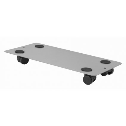 Transportní deska 420x200mm, šedá, nosnost 50 kg