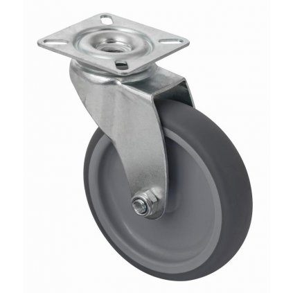 Přístrojové kolečko, otočné, Ø 100 mm