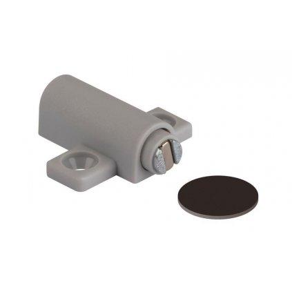 Nábytkový magnet 3,5 kg, šedý