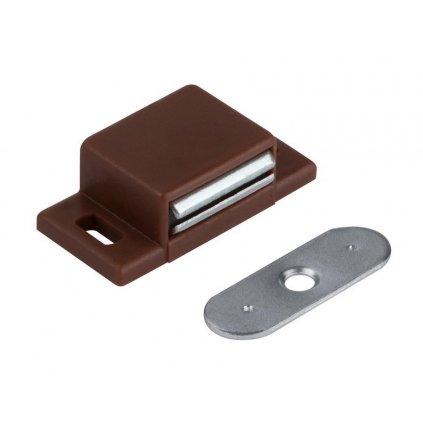 Nábytkový magnet 2,5 - 3,5 kg, hnědý, 2 ks