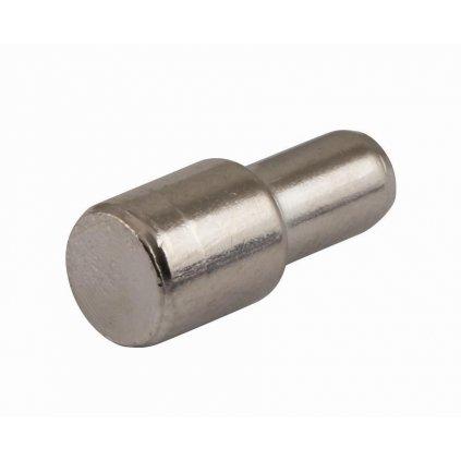 Podpěrka polic, průměr 5/7mm, 8 ks