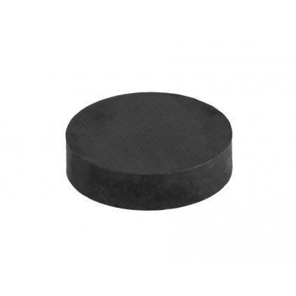 Magnet, průměr 20x5mm, 4 ks