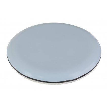 Univerzální kluzák Ø 30mm, samolepící, šedý, 4 ks