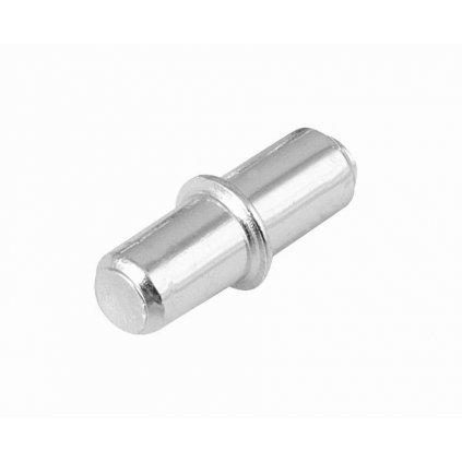 Podpěrka polic, průměr 5mm, 7,5x7,5x16mm, 8 ks