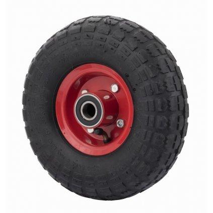 Nafukovací kolo, průměr 260mm, průměr osy 20mm, nosnost 100kg