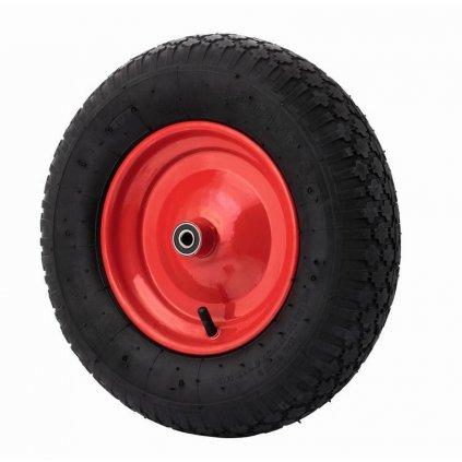 Nafukovací kolo, průměr 400mm, průměr osy 12mm, nosnost 150kg
