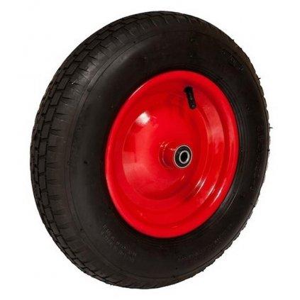 Nafukovací kolo, průměr 400mm, průměr osy 20mm, nosnost 150kg