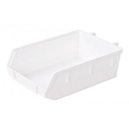 Minibox 90x135x40mm, plast, bílý