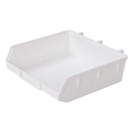 Minibox 135x40x135mm, plast, bílý
