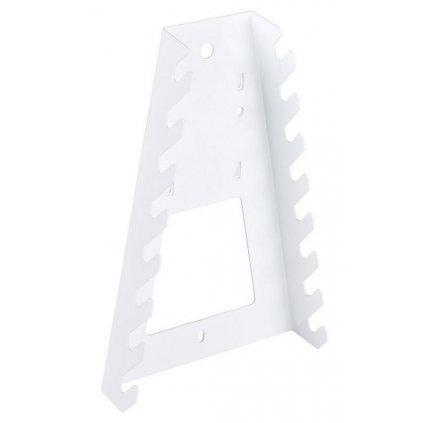 Držák na stranové klíče 133x195mm, bílý