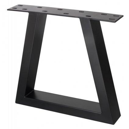 Rám pod stoly, 420 x 450 mm, černý