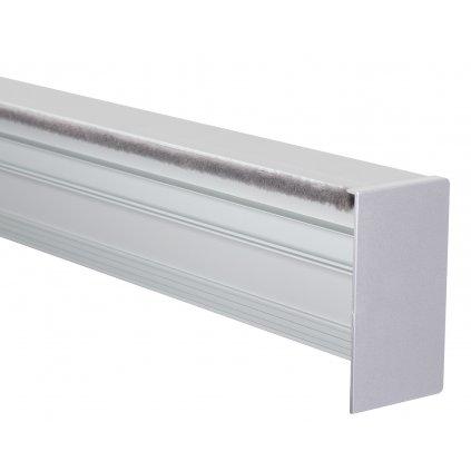 Kompletní garnýž pro WS 60 a WS 120, 2010mm, Aluminium