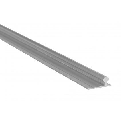 Vrchní/spodní vodicí profil WS 65, 2000mm, Aluminium, 2 ks
