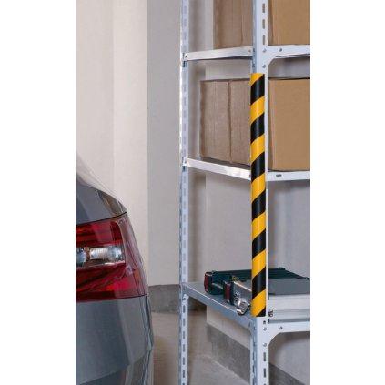 Ochranný pěnový pás na roh 40x750mm, samolepící