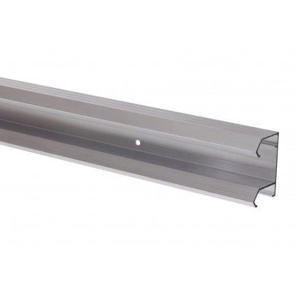 Vrchní vodící profil pro WS 45, délka 2000mm, Aluminium