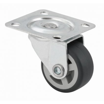 Přístrojové kolečko pro tvrdé podlahy, průměr 30 mm