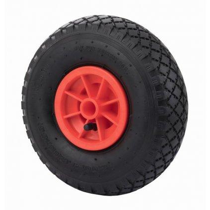 Nafukovací kolo , průměr 260 mm s ložiskem, černá guma