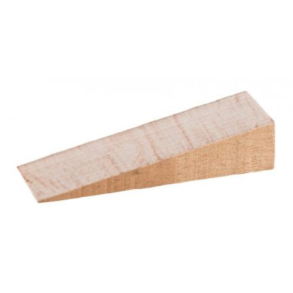 Dřevěný klínek 65x0/14x20mm, buk