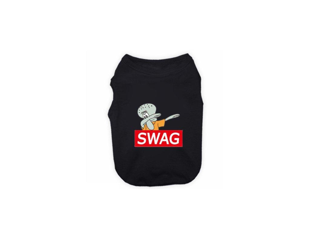 Tričko - SWAG (Velikost M)