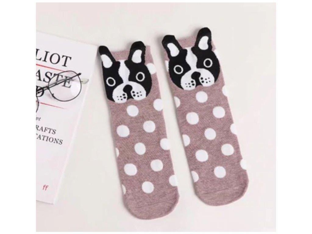ponožky french 2