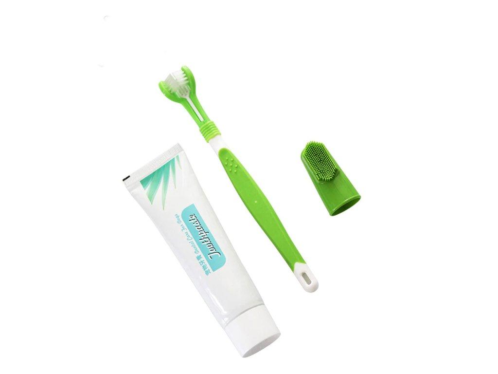 Sada na čištění zubů