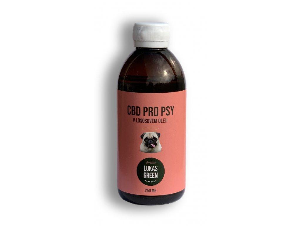 CBD pro psy 250 ml