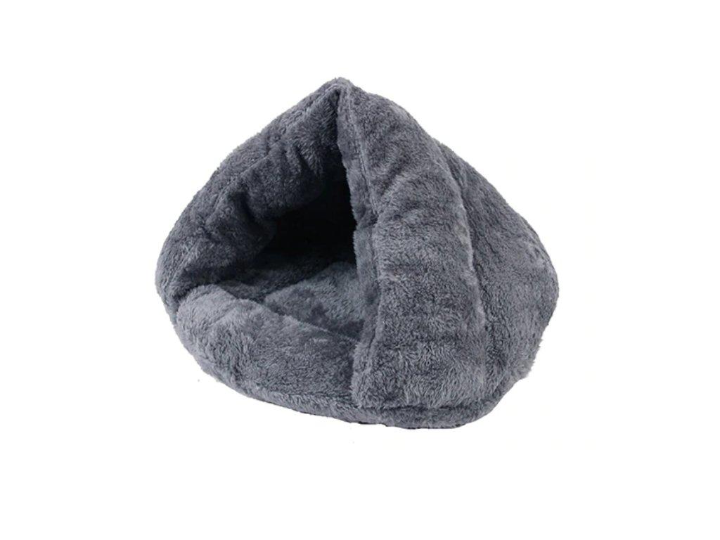 Pelech pro psy - kapsa (Barva Černá, Velikost S)