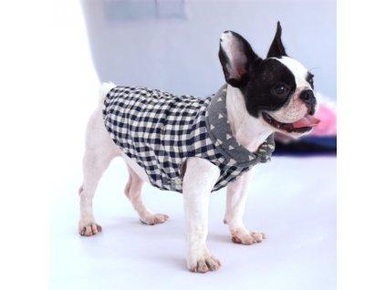 seda oboustranna bunda pro male psy